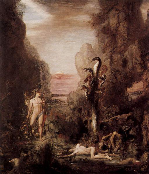 Hydra-oel-auf-leinwand-Gustave_Moreau_003