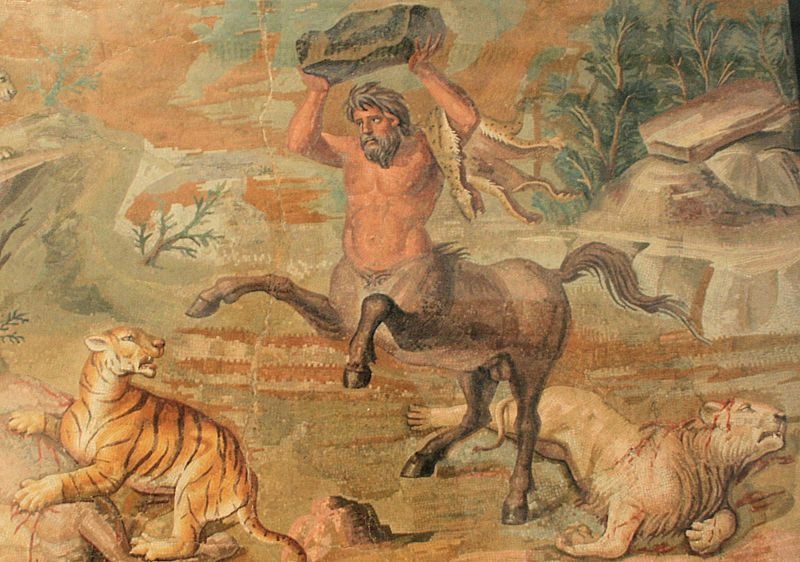 Zentaur-mosaik-berlin