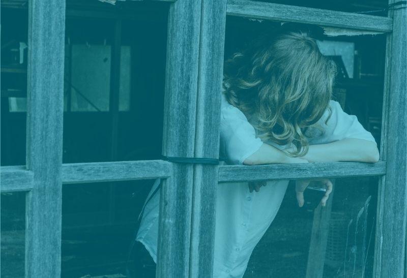 Die Kluge Else am Fenster
