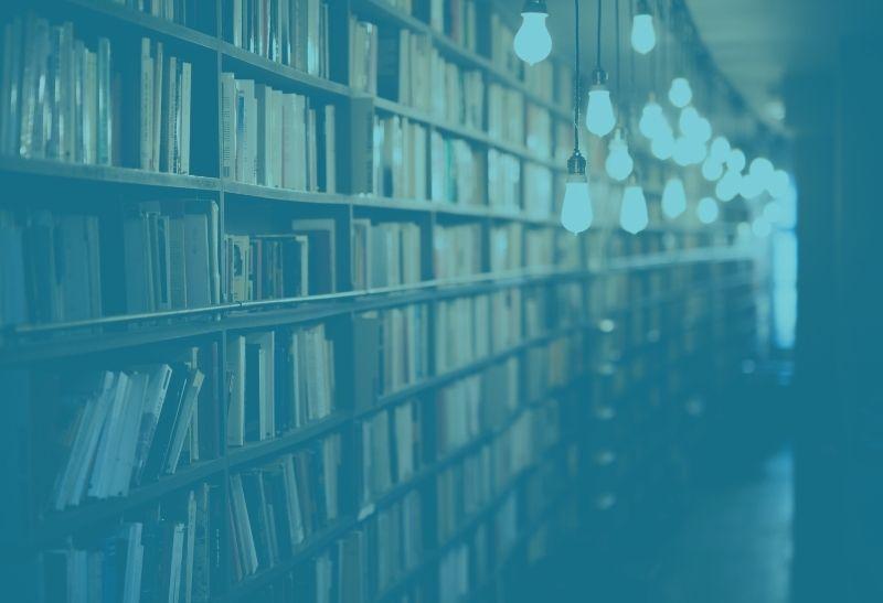 Bücherei - beispiel für ludwig bechsteins werk