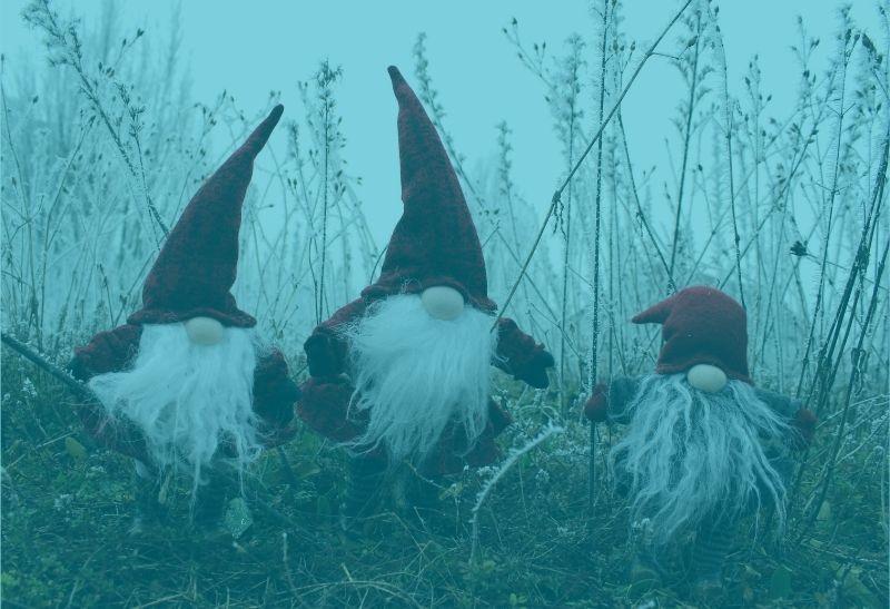 Drei Männlein im Walde