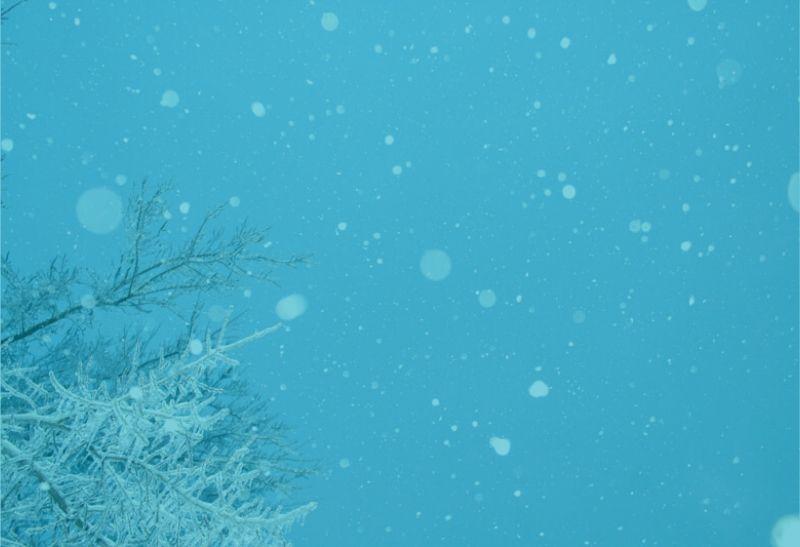 Frau Holle Schnee